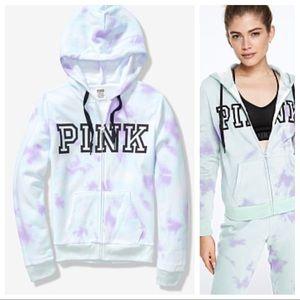 Vs pink everyday full zip
